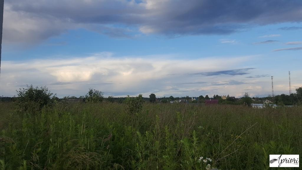 Земельный участок петровское