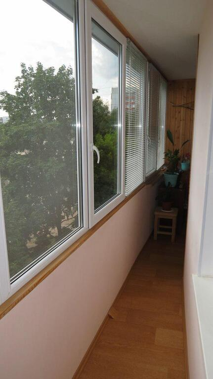 Застекление балкона дешево спб.
