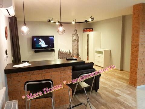 Сдается 1-комнатная квартира-студия 48 кв.м. в новом доме ул. Ленина - Фото 3