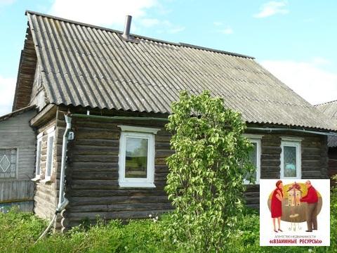 Продам дом в д. Плосково Солецкого р-на - Фото 1