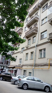 Трехкомнатная квартира на старом Арбате - Фото 3