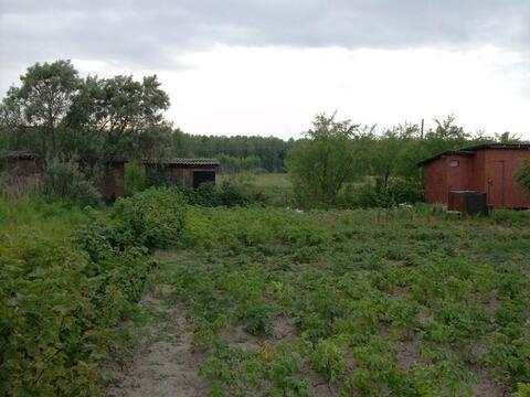 Машиностроитель СНТ участок 6 соток Ясногорский район Тульская область - Фото 1