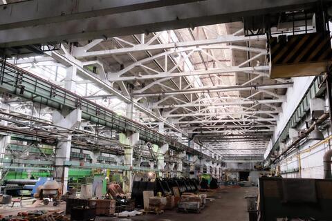 Производственно-складское здание 18500 кв.м. - Фото 3