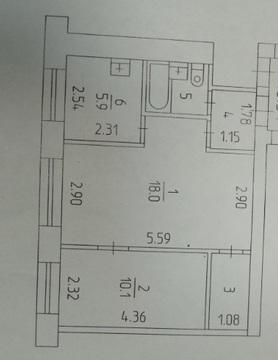 Льва Шатрова 26, Купить квартиру в Перми по недорогой цене, ID объекта - 322226130 - Фото 1