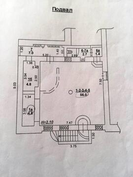 Сдам помещение 76кв.м. Центр/пр. Ворошиловский - Фото 3