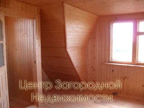 Дом, Минское ш, 80 км от МКАД, Новоивановское д. (Рузский р-н), . - Фото 3