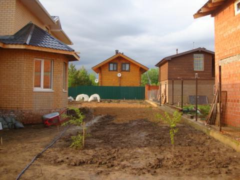 Двухэтажный кирпичный дом на 10 сотках. Москва, п. Краснопахорское - Фото 2