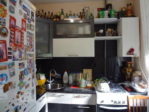 1-комнатная хрущёвка с евроремонтом, ул. Волгоградская, 7 - Фото 5