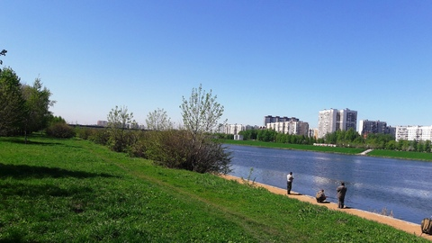 2 комн.квартира, метро Алма-Атинская - Фото 2