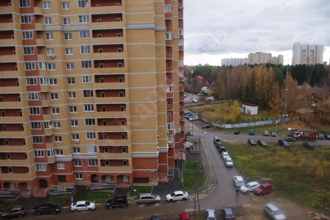 Однокомнатная квартира 34 кв.м. в г. Пушкино ул. Просвещения дом 6к1 - Фото 3