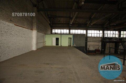 Этаж - 1 Отделка – полы: бетон Планировка – склад 1-го этажа 800 кв - Фото 2