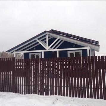 Одноэтажный жилой дом в Верховье Жуковском. - Фото 3