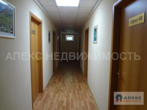 Аренда офиса 20 м2 м. Преображенская площадь в административном здании . - Фото 3