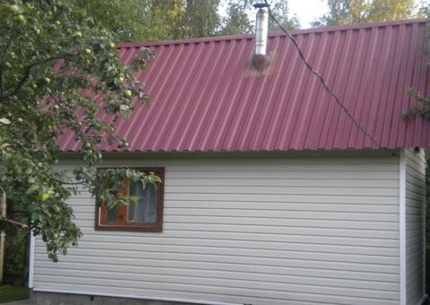 Продается 2х этажная дача 80 кв.м. на участке 6 соток - Фото 4
