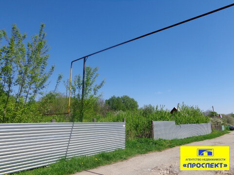 Земельный участок в пос. Новосёлки Рязанского района - Фото 1