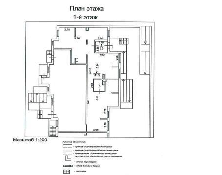 Продажа помещения свободного назначения 153.1 м2 - Фото 2