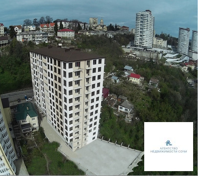 Продается квартира Краснодарский край, г Сочи, ул Цюрупы, д 32, кв 13 - Фото 3