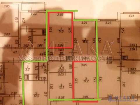 Продажа комнаты, м. Гражданский проспект, Муринская дор - Фото 2