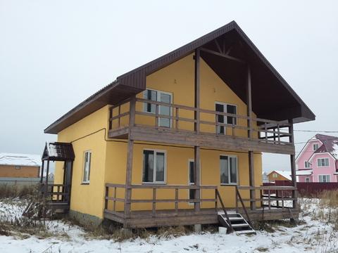 Продаю новый дом под ключ Кузнецовкое подворье, Раменский район - Фото 1