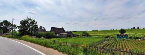 Продается участок под Павловском 15 соток ИЖС с домом на берегу реки - Фото 1