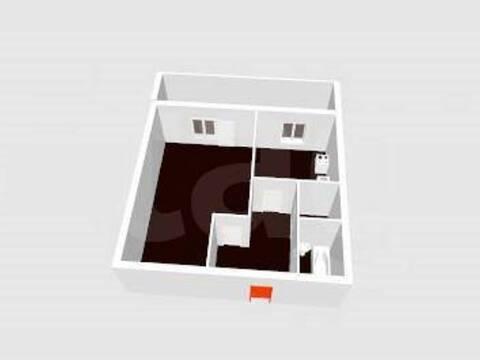1 480 000 Руб., Продажа однокомнатной квартиры на улице Гоголя, 118 в Стерлитамаке, Купить квартиру в Стерлитамаке по недорогой цене, ID объекта - 320177865 - Фото 1