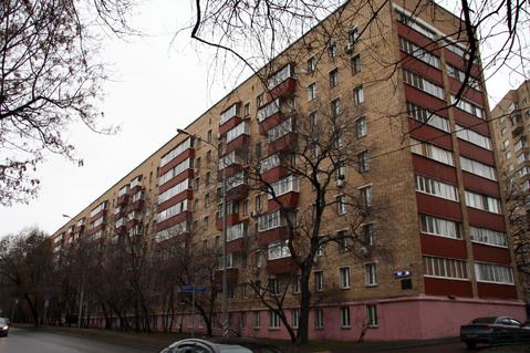 Продается 3х комн. квартира с евро-ремонтом рядом с метро «Сокол» - Фото 1