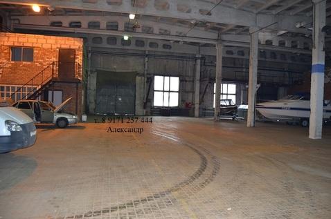 Аренда Производственного помещения 2450 кв.м. в г.Тольятти.