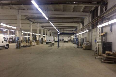 Продажа производственно-складского комплекса с ж/д веткой - Фото 2