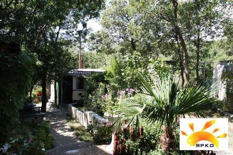 Дом 100кв.м 4 сотки двор, баня, зона барбекю. в Кацивели - Фото 2