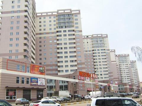Сдается торгово-офисное помещение 206кв.м, ул. Чугунова, д. 15а - Фото 1