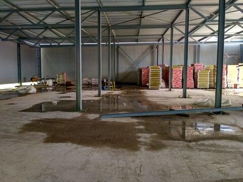 Производственно-складское помещение 980 кв.м - Фото 1