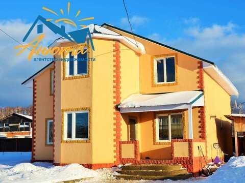 Большой уютный дом в селе Ворсино, Боровского района - Фото 1