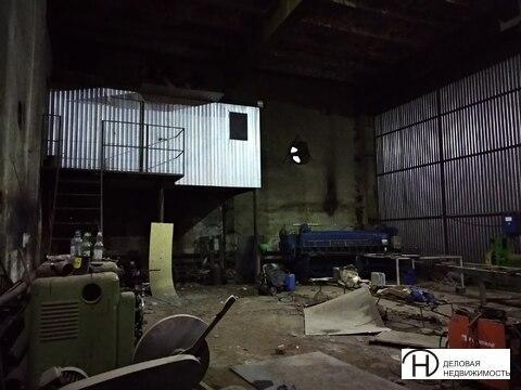 Сдаем в аренду производственное помещение (утепленное) с оборудованием - Фото 1