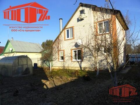 Дом 100 кв. м на 6 сотках г. Щелково, ул. Серова, д. 27 - Фото 2