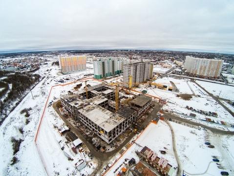 Однокомнатная квартира в новом ЖК Мичуринский! - Фото 5