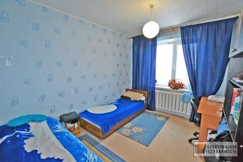 Трехкомнатная квартира с большой кухней в Волоколамске - Фото 4