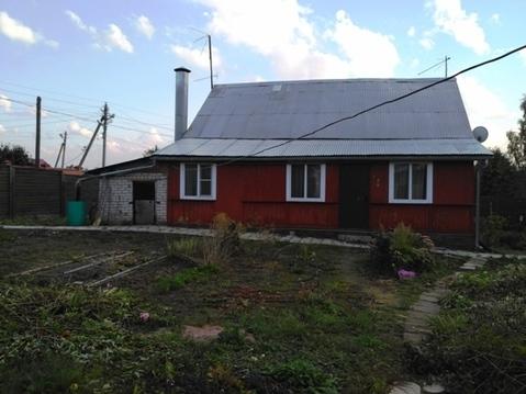 Жилой дом с газом в Рузе, участок 12 соток. - Фото 1