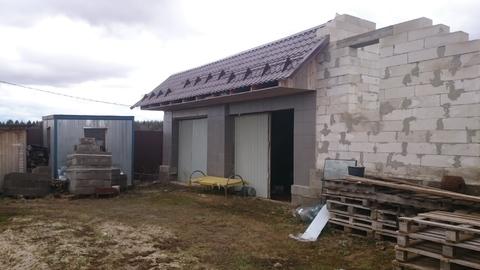 Продам недостроеный дом и гостевой домик - Фото 1