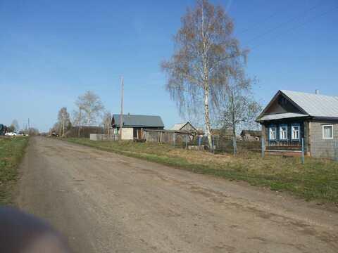 Продается участок чернозема в Нижегородской области с домом - Фото 1