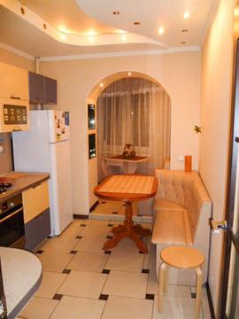 Сдается 1-комнатная квартира в новом доме ул. Калужская 20, с мебелью - Фото 5
