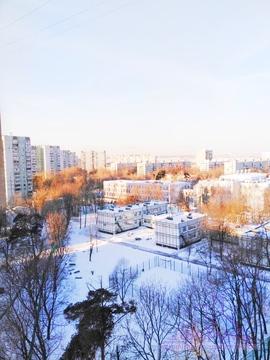 2-х к.квартира Москва Малыгина 6. 52 м. 11/12, к/разд, кухня 10 м. - Фото 3