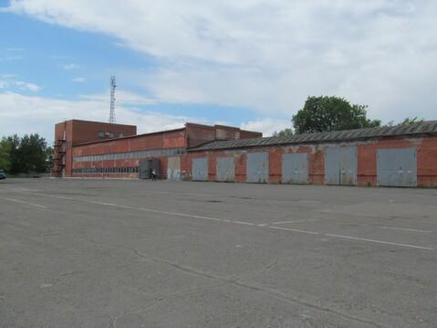Производственно - складская база Омск, ул.10 лет Октября, 180 - Фото 4