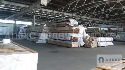Аренда склада пл. 470 м2 м. Юго-Западная в складском комплексе в . - Фото 5