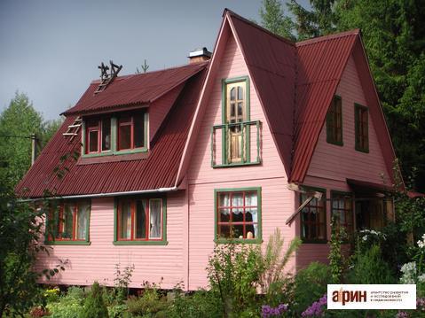 Продажа дома, Горьковское, Выборгский район - Фото 1