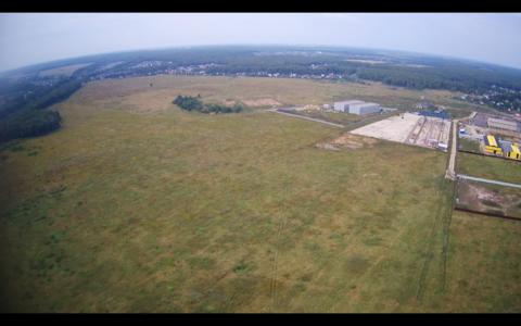 Промышленная земля 50 га около пос. Михнево, Ступинский район - Фото 3