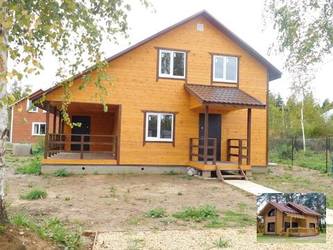 Продажа дома (дачи) и коттеджей Порядино Наро-Фоминский район Киевск - Фото 2