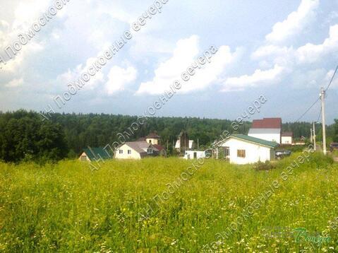 Дмитровское ш. 45 км от МКАД, Титово, Участок 10 сот. - Фото 1