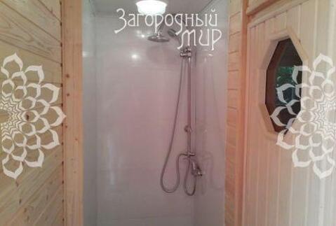 Участок с баней. Симферопольское ш, 44 км от МКАД, Столбищево. - Фото 5