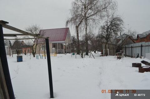 Участок 6,5 соток, МО, г. Железнодорожный, ул. Загородная - Фото 1
