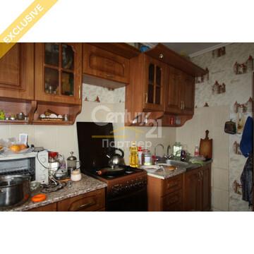 Двухкомнатная квартира в тихом районе города, Купить квартиру в Переславле-Залесском по недорогой цене, ID объекта - 320264614 - Фото 1